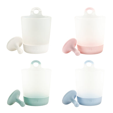 Puj Rinse and Play - Hangable Cups 4 Pack