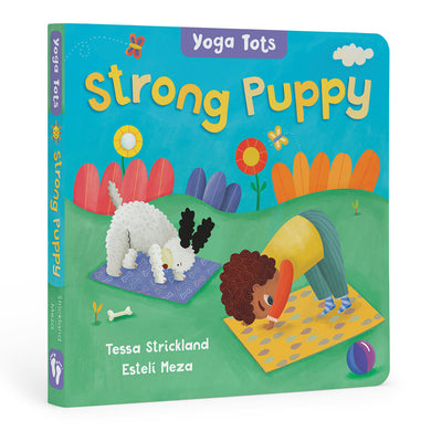 Yoga Tots - Strong Puppy