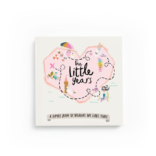 The Little Years Toddler Book- Girl
