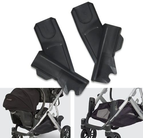 Lower Infant Car Seat Adapter for Maxi-Cosi, Nuna, and Cybex
