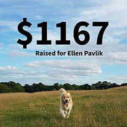 We Raised Over $1167 for Ellen!!