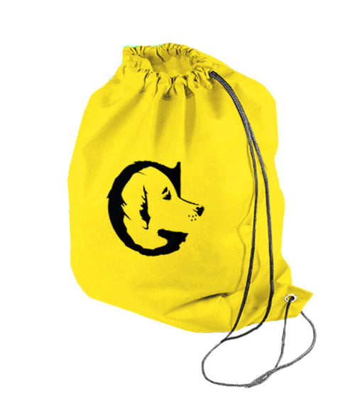Golden Apparel Drawstring Tote