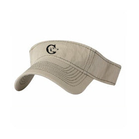 Golden Apparel Adjustable Visor