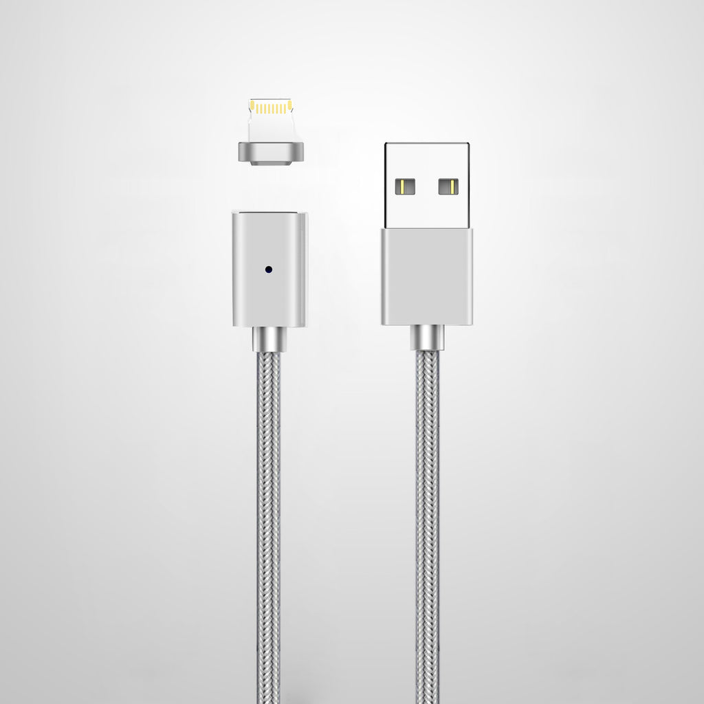 2.4A Magnetic Cable iPhone // Android