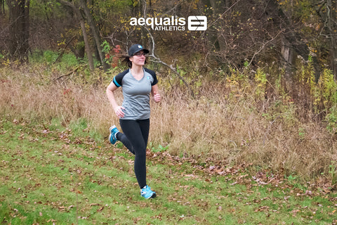Aequalis Athletics Performance Tee