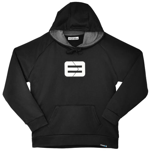 Men's Performance Hoodie - Black