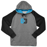 Men's Performance Hoodie - Heather/Black