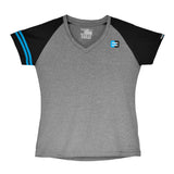 Women's Performance Tee - Heather/Black