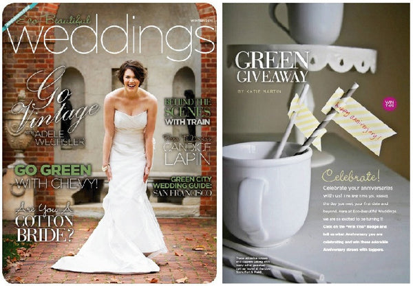 fort and field Eco Beautiful Weddings Magazine inclusion