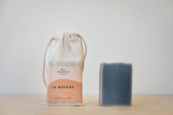la boheme handmade soap bar