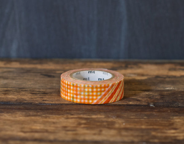 MT Brand patchwork tape roll