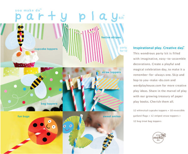 bug party kit