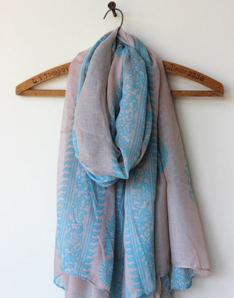 tribal lightweight fashion scarf
