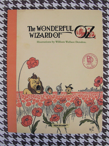 wizard of oz notebook