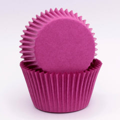 Cupcake papers Assorted colours #408 Size