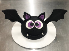 Cake in the box - Vampire Bat