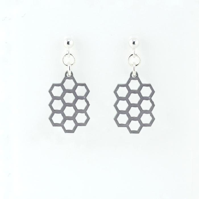 Honeycomb Studs in Stainless Steel