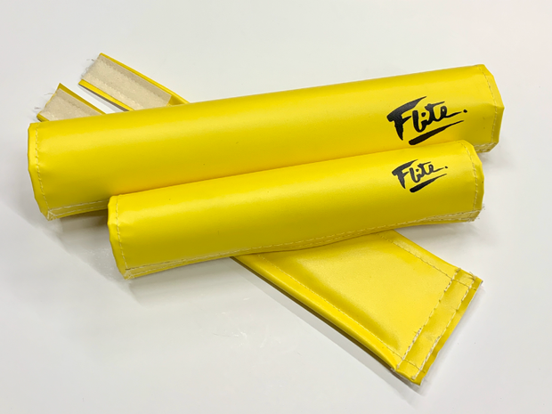 Flite yellow BMX PAD SET