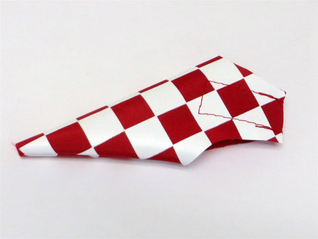 red checker brake lever cover BMX