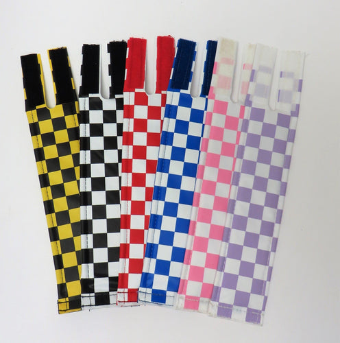Classic Checkers - Long Stem Pad Only - 6 colors!