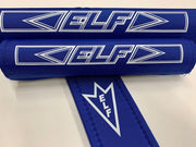 ELF 1983 Logo BMX Pad Set