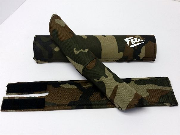 v-bar camo set for redline, kuwahara, schwinn bmx