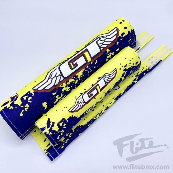 1993-1994 Electric Yellow GT Team Padset by Flite