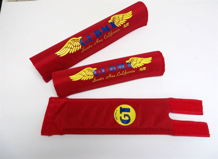 GT Santa Ana Wings BMX pads by Flite