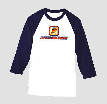 Patterson Racing Jersey Inspired Raglan T-Shirt