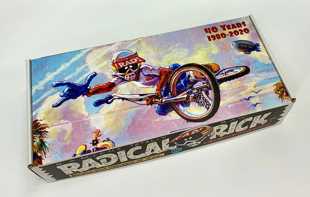 Radical Rick 40th Anniversary Pads Box Set