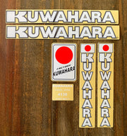 kuwahara decal white Kz-01