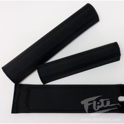 Blank Black BMX Pad Set