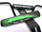 Heavy Metal BMX Pad Set
