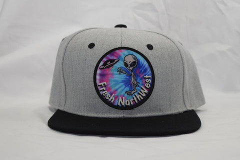 Supersonic Saucers Snapback