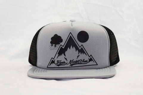 The Divide Trucker Cap