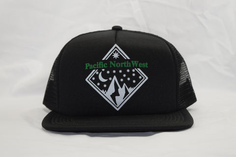 PNW Nights Trucker Cap