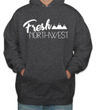 Fresh NorthWest Mountains Hoodie