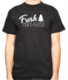 Fresh NorthWest Tree Tee