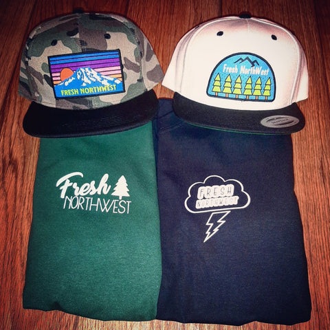 2 Hat 2 Shirt Pack