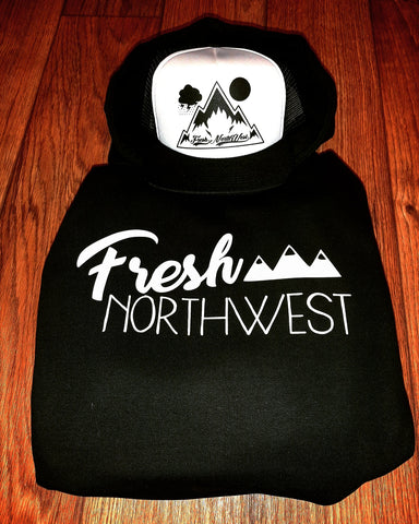 Fresh N.W. Mountains Combo