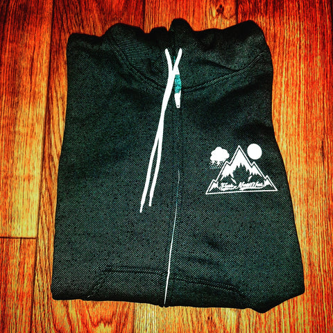 The Divide Zip-Up