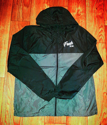 Fresh N.W. Windbreaker