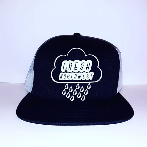 Rainy Day Trucker Cap