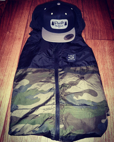 Fresh N.W. Windbreaker Combo #2