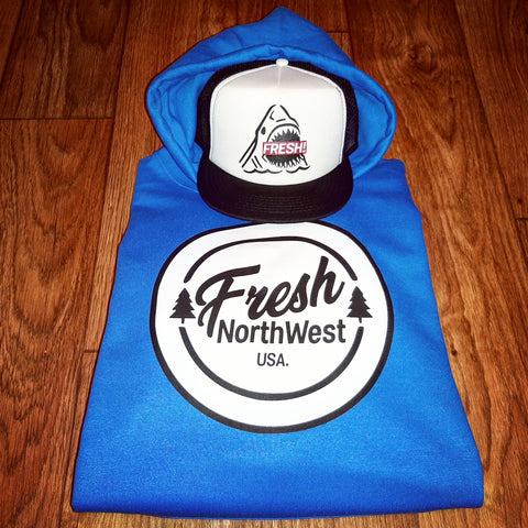 Fresh N.W. Badge Combo #2