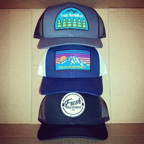 The Bent Bill 3 Hat Pack