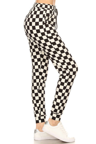 Fresh Checkers Joggers
