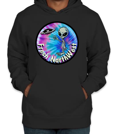 Supersonic Saucers Hoodie