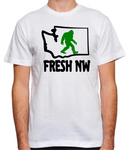 Washington Sasquatch Tee
