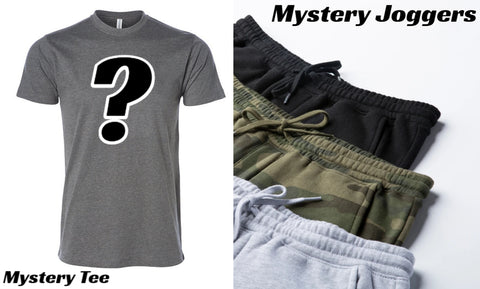 Mystery Tee And Joggers Combo